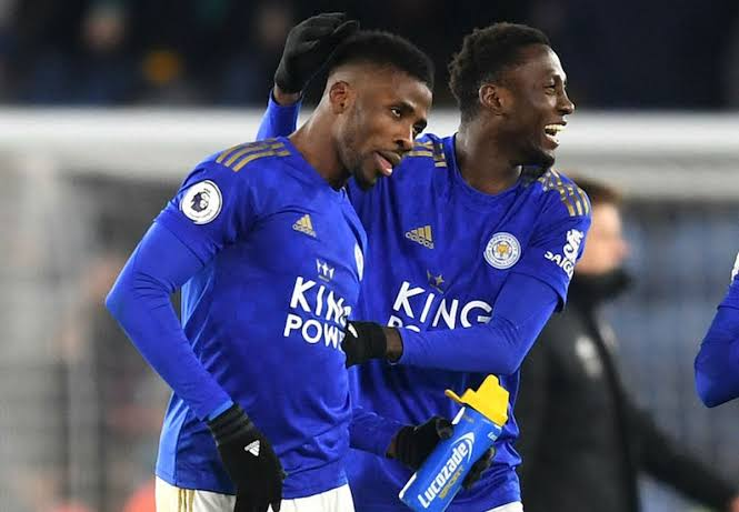 Breaking: Ndidi, Iheanacho Make History With Leicester, Win FA Cup For First Time