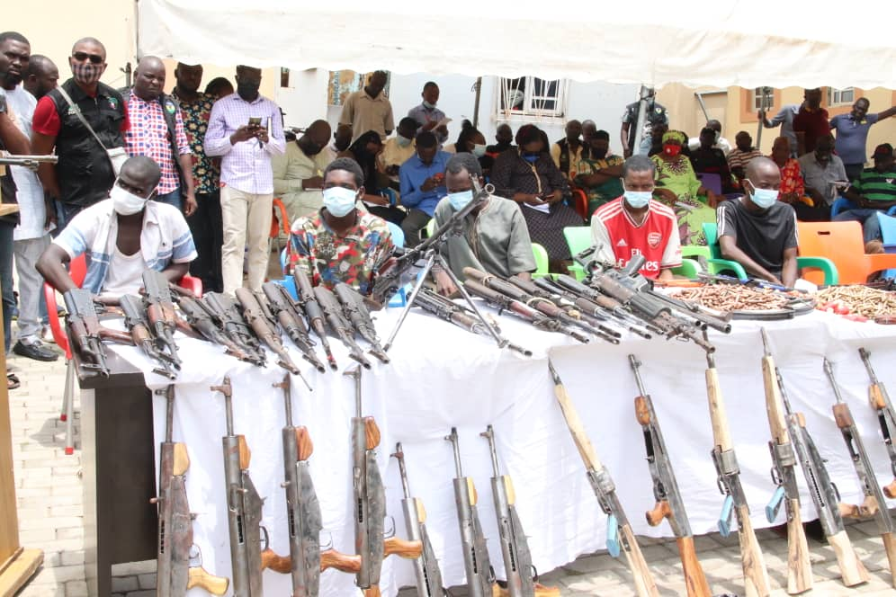 Police Foil Attempt To Kidnap Catholic Bishop; Arrest 84 Notorious Criminal Suspects In Special Operations