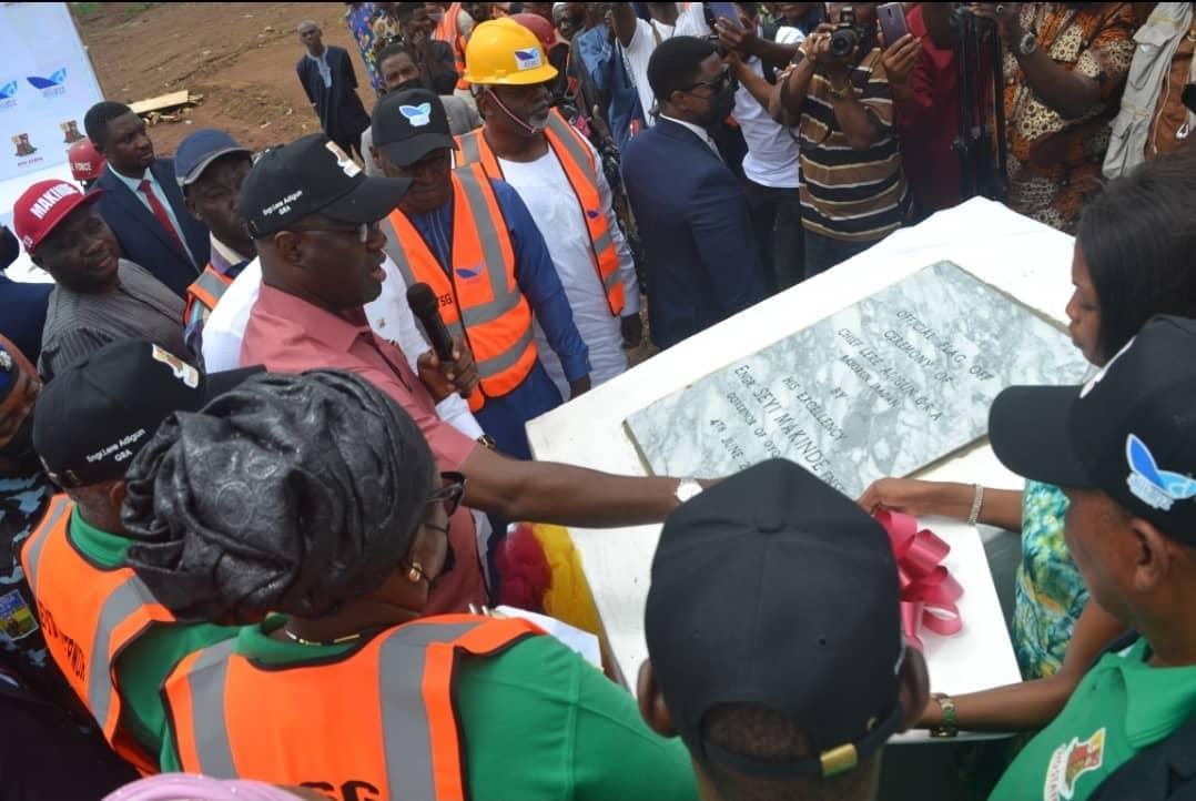 Private Investor Allianz WA Partners Oyo State Govt On Lere Adigun GRA