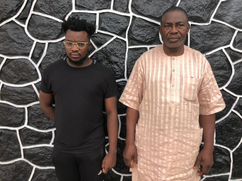 Son, Father in EFCC's Net For 'Yahoo' Offence