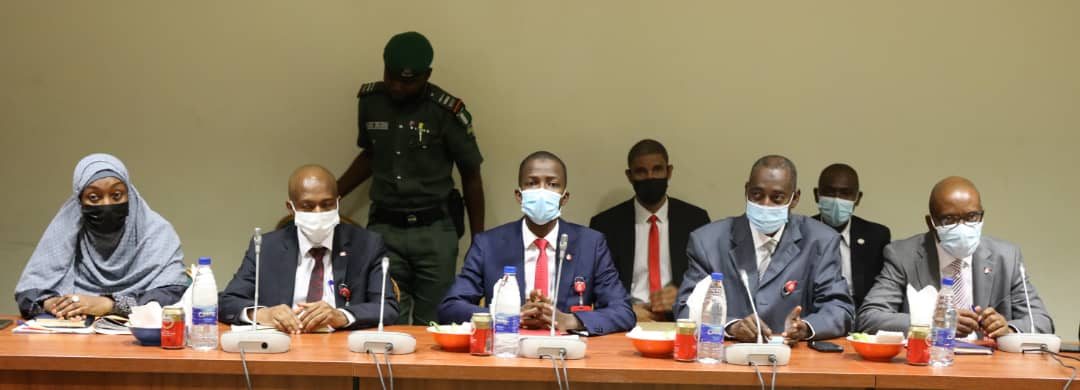 Anti- graft War:Reps Financial Crimes Committee Pledges Support For EFCC