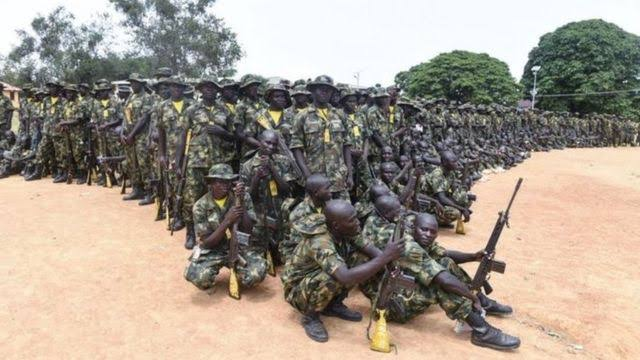 Nigerian Military Did Not Encounter Beast With Human Body in Benue'
