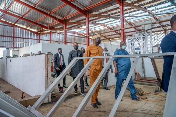 Makinde Flags-off Agribusiness Industrial Hub In Oyo;Says Govt'll Recover, Extract Value From Moribund Assets, Abandoned Projects