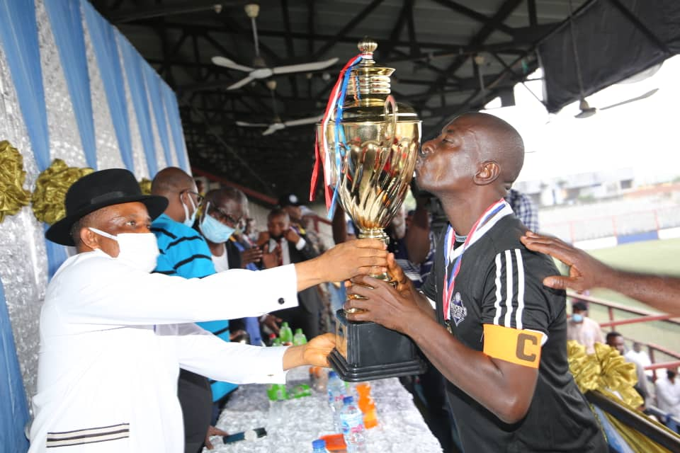 Akwa/Cross Wins NDDC Football Tournament