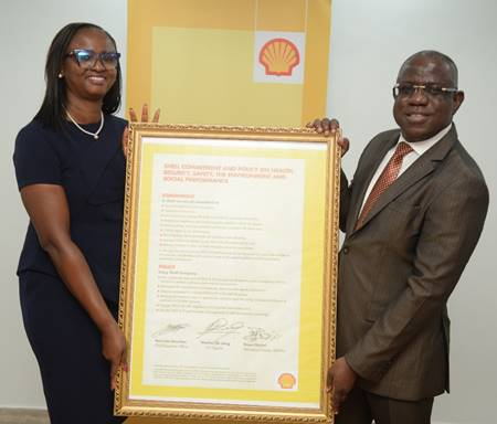 Shell Unveils First Female Managing Director For Deep-water Nigeria