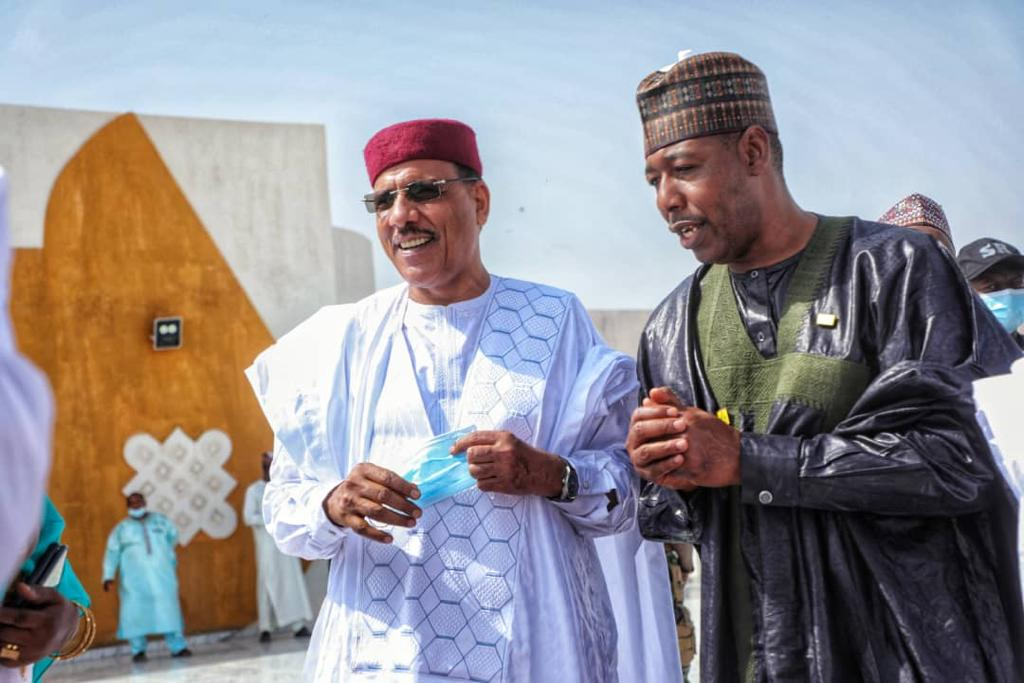 Zulum Gets Nigerien Second Highest National Honour