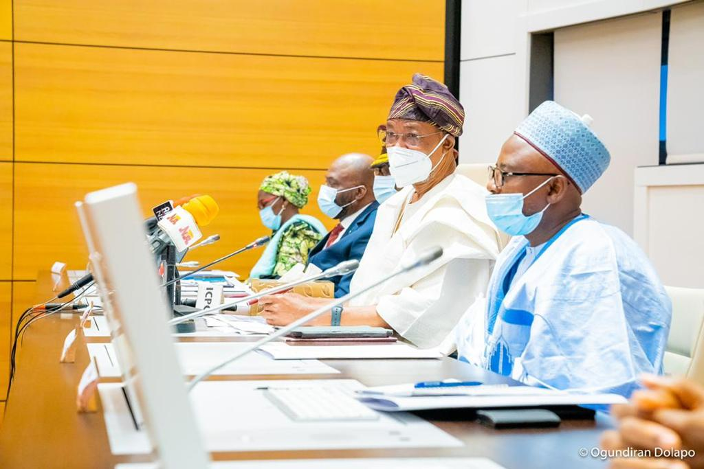 Rauf Aregbesola Speaks On Ethical Revolution At Nigeria Immigration Service, This Is His Full Speech