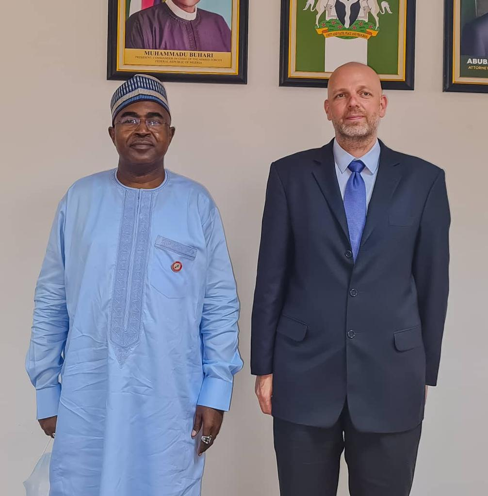 Marwa Commends German Govt Over 2m Euro Dog Facility For NDLEA
