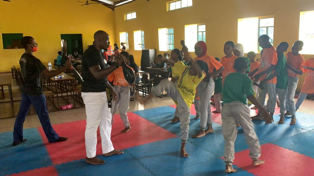 Second Edition Of Lagos Sports Summer Camp Opens In Badagry