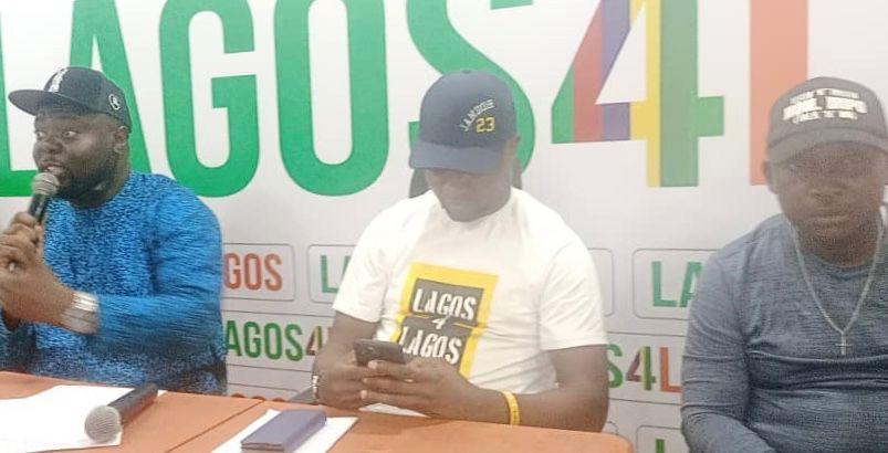 Ex-Lagos Lawmaker/Chairmanship Aspirant Dipo Olorunrinu Joins Lagos4Lagos, Says We'll Stop Impunity In APC + Video, Photos