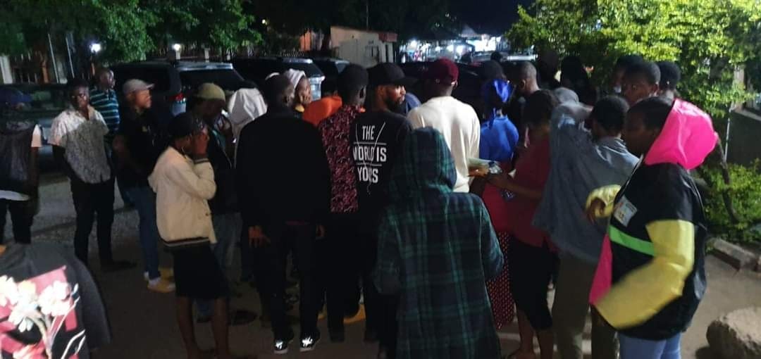 Images As Lagos Evacuates State Students From University Of Jos
