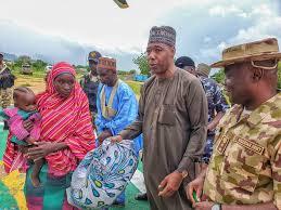 Breaking: Another Chibok Schoolgirl Resurfaces With Two Children