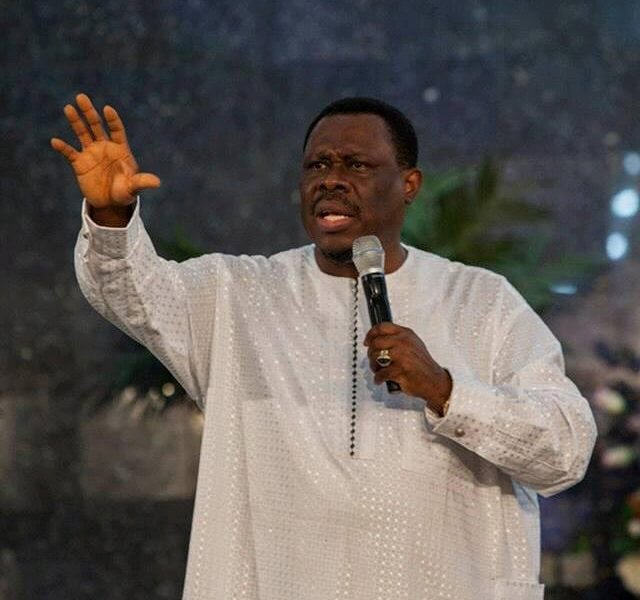 Victorious Army Founder Pastor Agboli Dies At 58!