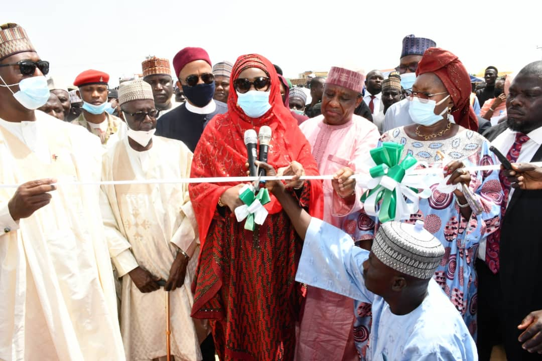FG Hands Over Projects In Borno State