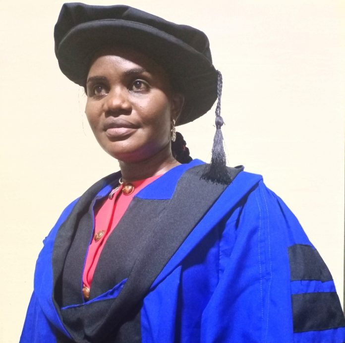 Safety Signatures Boss, Cynthia Gregg, Bags Honorary Doctorate Degree