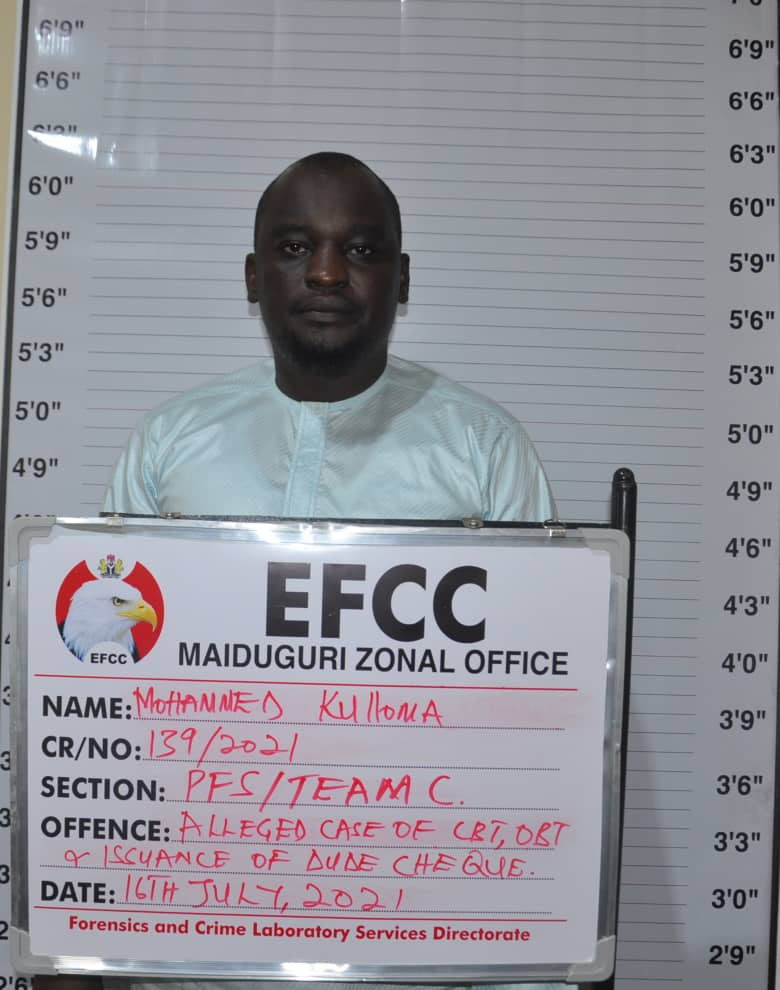 EFCC Presents Two WitnessesInAlleged N40.5m Contract Fraud