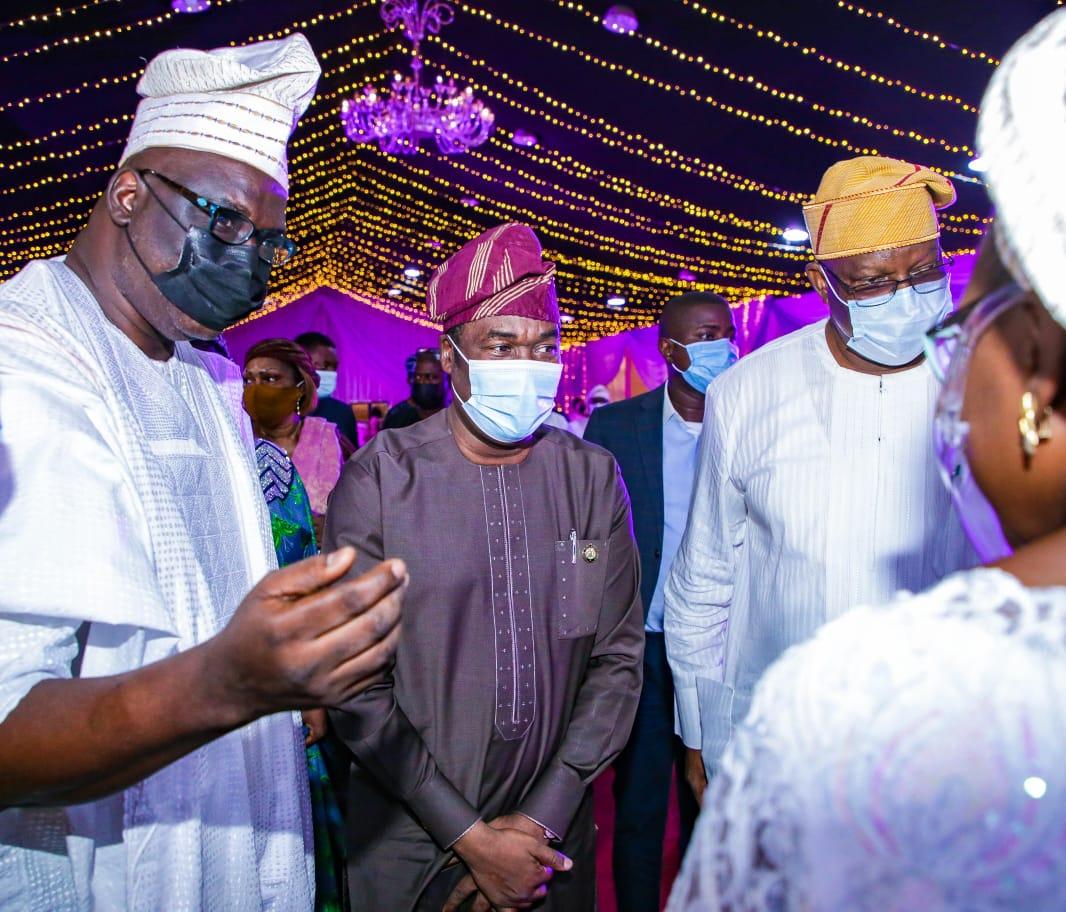 Late Senator Olabiyi Durojaiye, A Dogged Fighter, Democrat - Sanwo-Olu