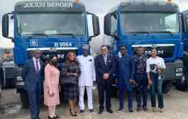 SCOA Boss Commends Unity Bank, Others For Facilitating Supply Of N15.5b-worth Trucks, Equipment To Julius Berger
