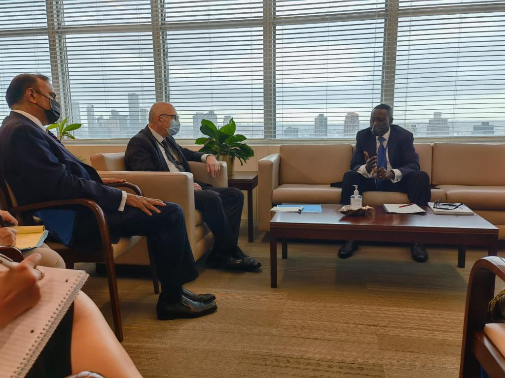 Nigeria Reaffirms Commitment To Work With UNOCT, Others To Combat Terrorism