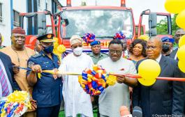 We'll Protect Firemen, Assets With Firepower, FG Warns Hoodlums, Unruly Elements
