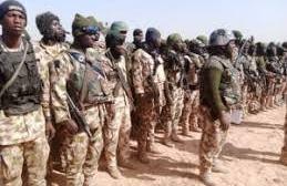 Nigerian Soldier Killed, 42 Bandits Eliminated 42 Battle Of Shiroro