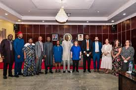 U.S. Delegation Visits Taraba State to Announce New PEPFAR Assistance