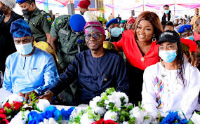 LSETF Has Supported Over 40,000 Startups With Access To Finance – Sanwo-Olu;First Lady Hosts First Lagos Inter-youth Collaboration