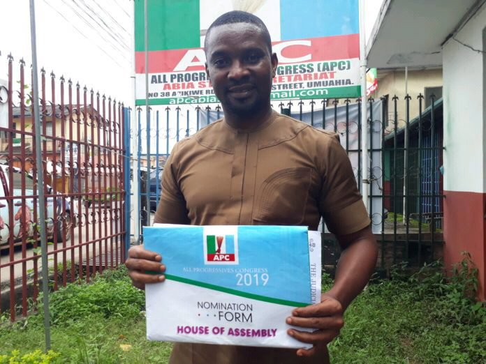 Ex-Eaglet World Cup Winner Nominated For Commissioner In Abia State