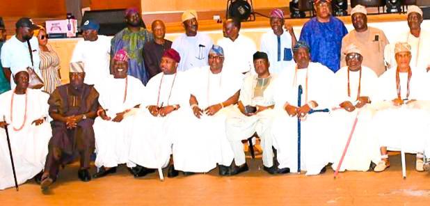 SWAGA' 2023: Asiwaju Is A Unifying Force - Sen Akanbi