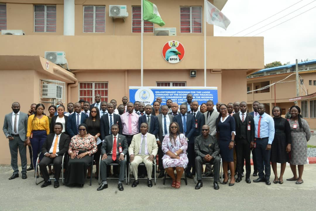 EFCC, SEC Strengthens Collaboration With Training In Capital Market Fraud Investigation