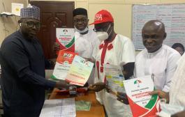 Ekiti 2022: Eleka Picks PDP's Governorship Nomination Form