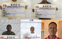 Brad Pitt's Impersonator, Four Others Jailed In Benin