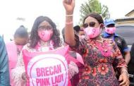You've Triggered Something In Me, Bayelsa Governor's Wife Tells Mrs Akeredolu; Declares Support For BRECAN