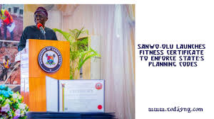 Building Collapse: Sanwo-Olu Launches Fitness Certificate To Enforce State's Planning Codes