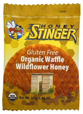 Honey Stinger Waffle