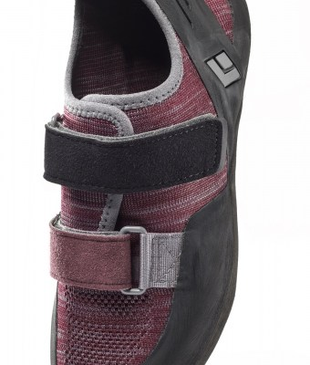 Black Diamond climbing shoe