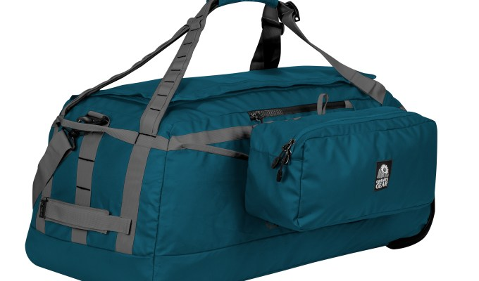 Granite Gear Wheeled Duffel