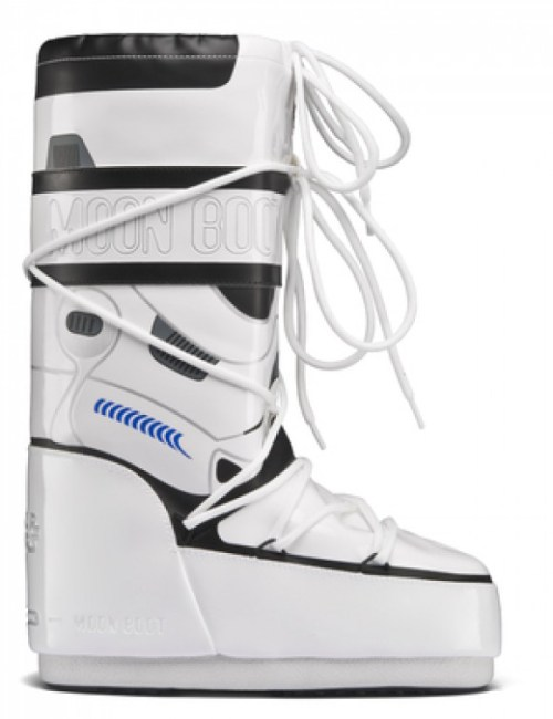 Storm Trooper Moon Boots