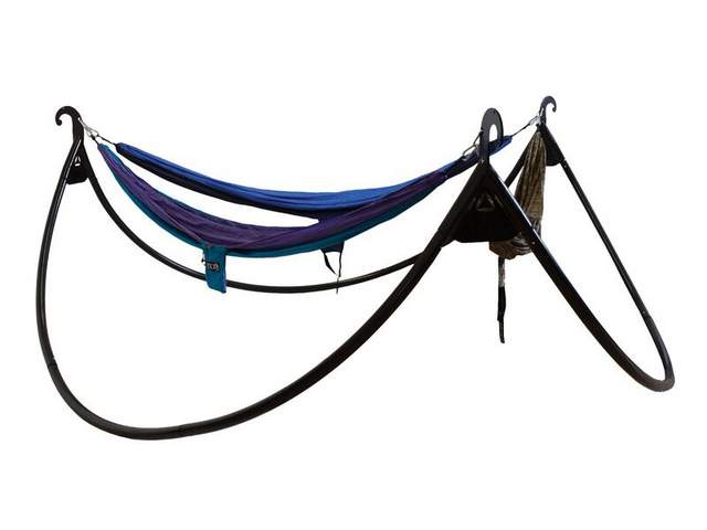 Now You Can Hammock Without The Trees The Gearcaster