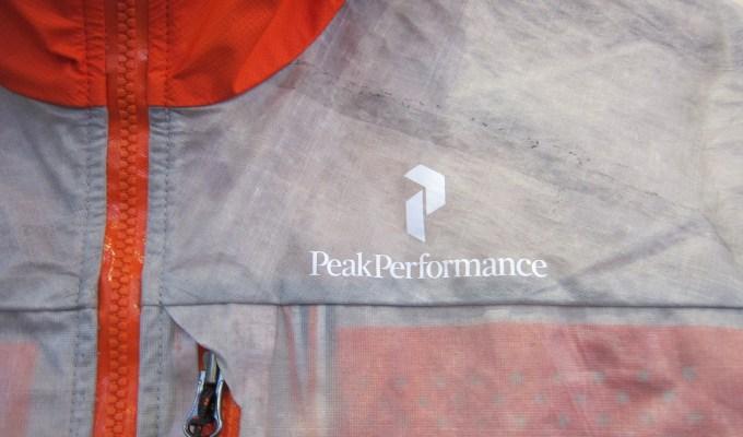 Peak Performance Cuben Fiber Jacket