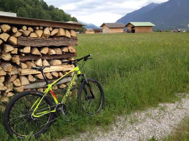 Mountain Bike Garmisch