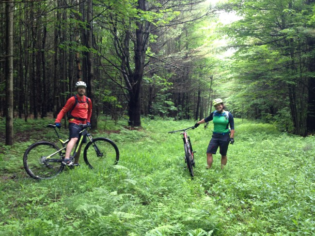 Mountain Biking Vermont