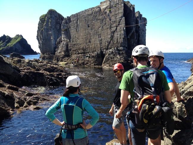 Sea Stack Ireland