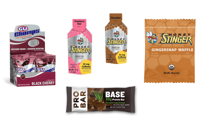 Summer Energy Flavors