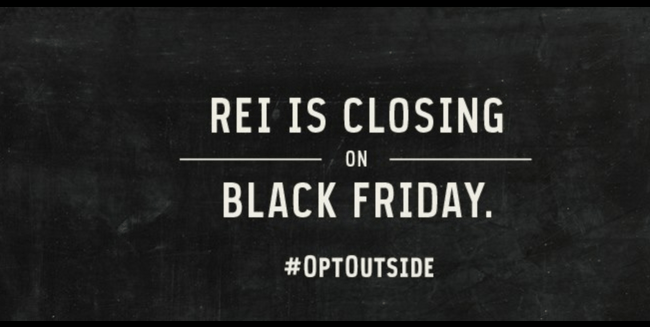 REI Black Friday