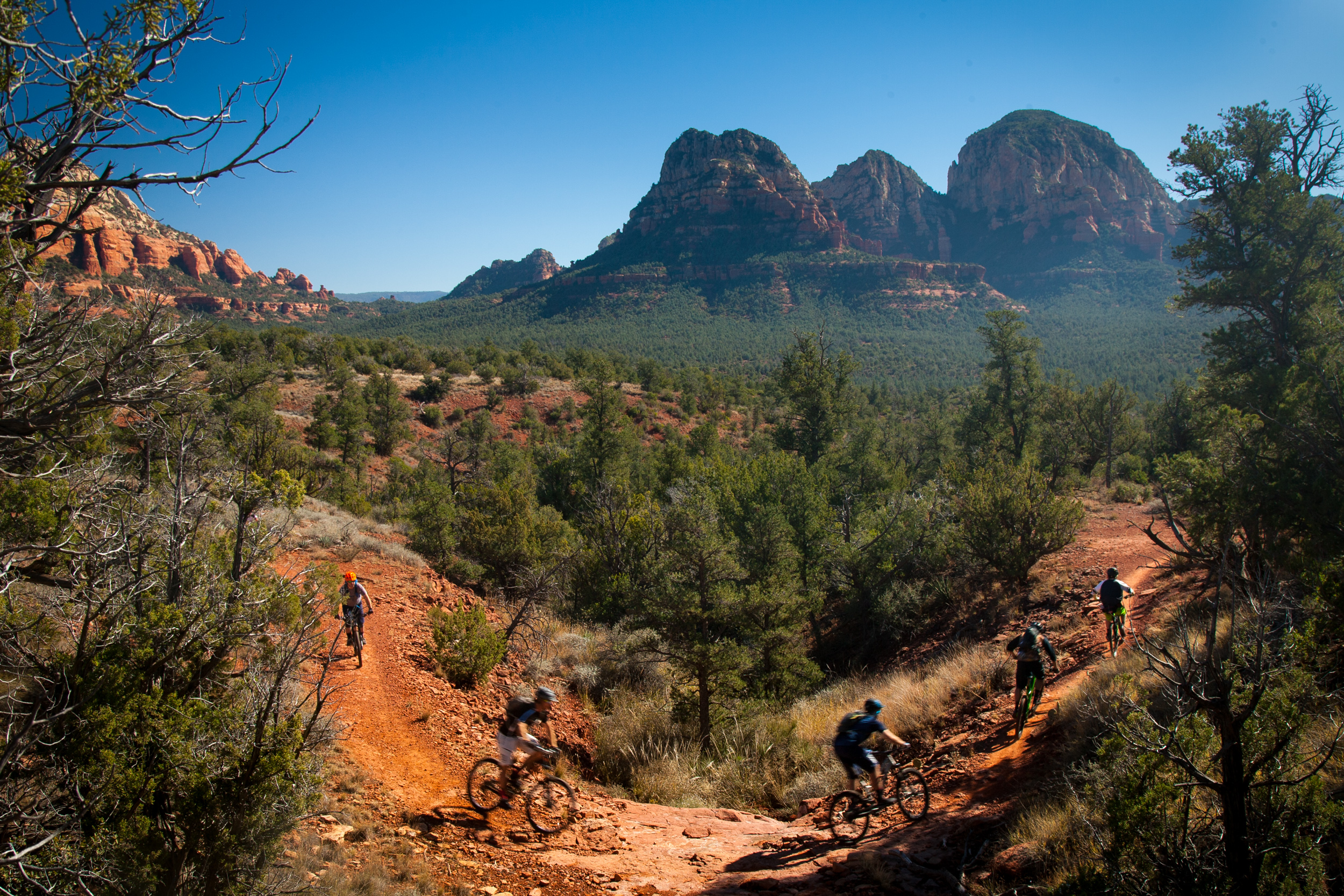 Sedona Mountain Bike