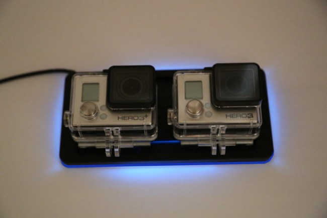 Jolt GoPro wireless charger