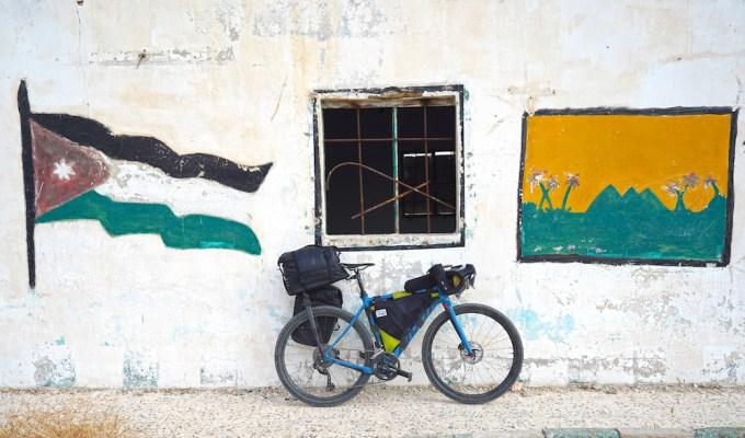 Bikepacking Jordan