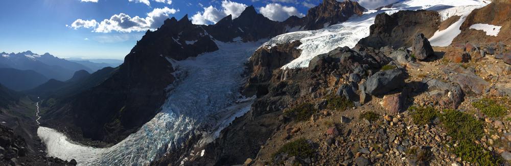 Deming Glacier