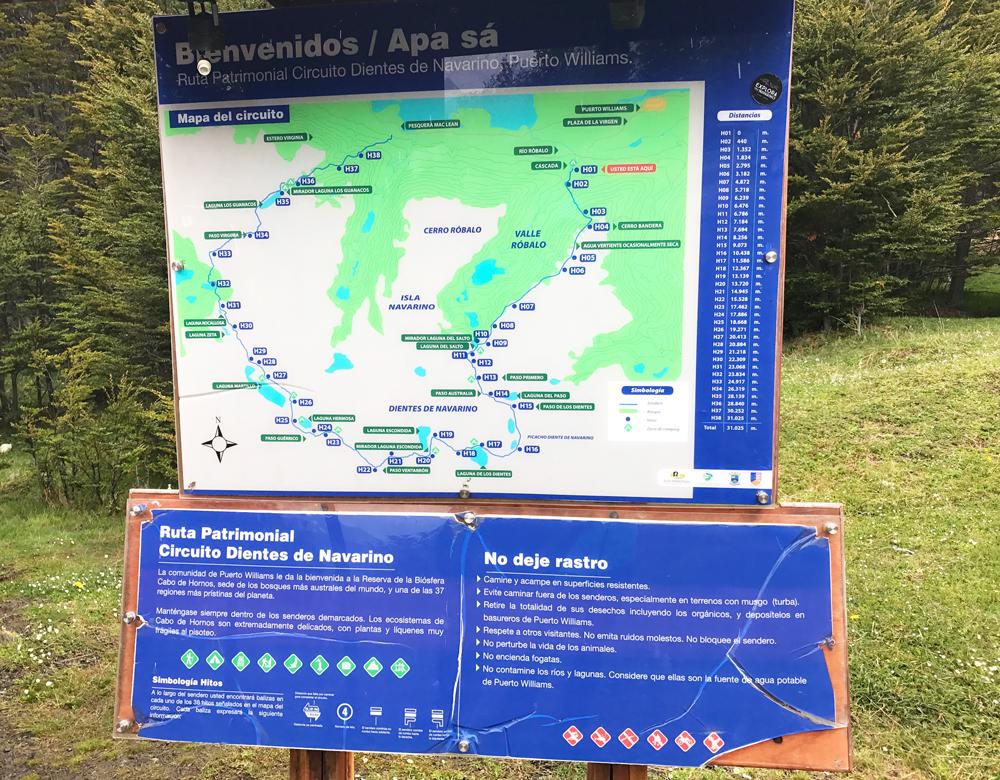Dientes map